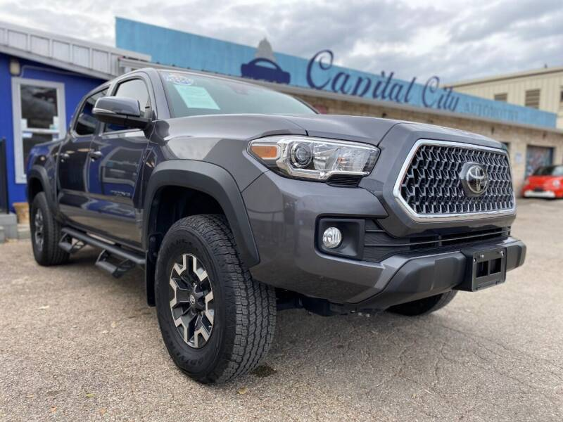 2019 Toyota Tacoma for sale at Capital City Automotive in Austin TX