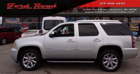 2014 GMC Yukon for sale at Ford Road Motor Sales in Dearborn MI