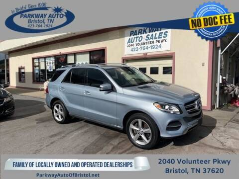 2017 Mercedes-Benz GLE for sale at PARKWAY AUTO SALES OF BRISTOL in Bristol TN