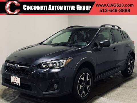 2019 Subaru Crosstrek for sale at Cincinnati Automotive Group in Lebanon OH