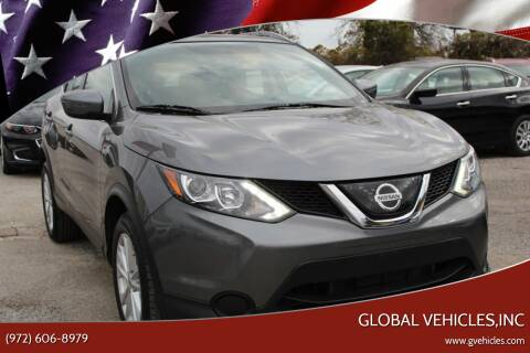 2018 Nissan Rogue Sport for sale at Global Vehicles,Inc in Irving TX