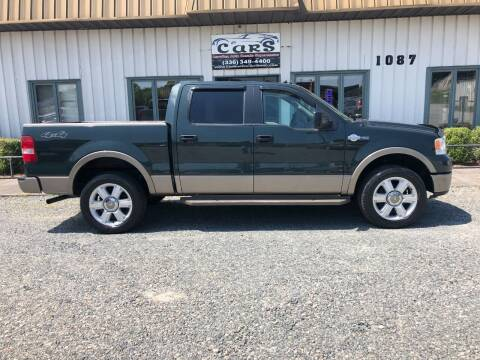 2006 Ford F-150 for sale at Carolina Auto Resale Supercenter in Reidsville NC