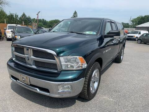2011 RAM Ram Pickup 1500 for sale at Sam's Auto in Akron PA