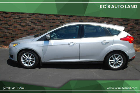 2016 Ford Focus for sale at KC'S Auto Land in Kalamazoo MI