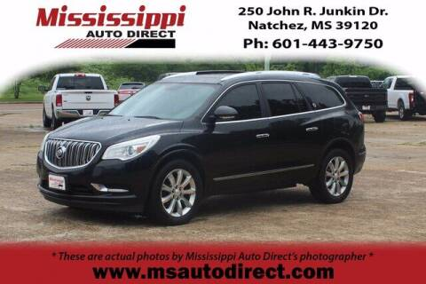2013 Buick Enclave for sale at Auto Group South - Mississippi Auto Direct in Natchez MS