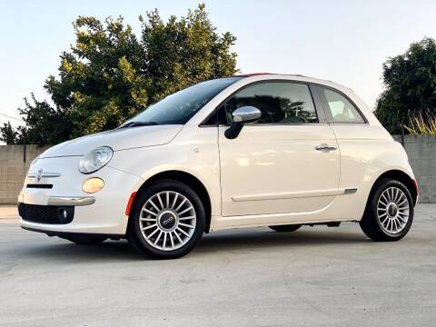2012 FIAT 500c for sale at New City Auto - Retail Inventory in South El Monte CA