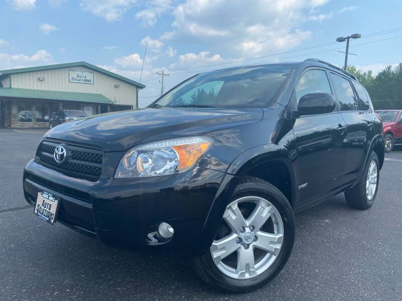 2006 Toyota RAV4 for sale at Lakes Area Auto Solutions in Baxter MN