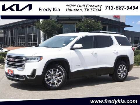 2020 GMC Acadia for sale at FREDY KIA USED CARS in Houston TX