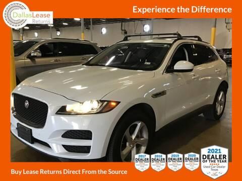 2020 Jaguar F-PACE for sale at Dallas Auto Finance in Dallas TX