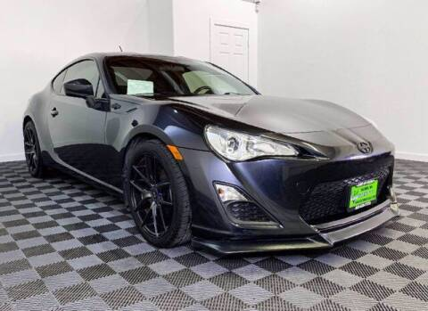 2013 Scion FR-S for sale at Sunset Auto Wholesale in Tacoma WA