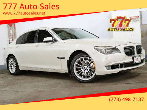 2010 BMW 7 Series for sale at 777 Auto Sales in Bedford Park IL