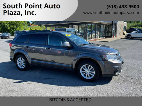 2015 Dodge Journey for sale at South Point Auto Plaza, Inc. in Albany NY