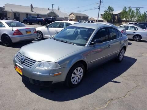 2004 Volkswagen Passat for sale at Cool Cars LLC in Spokane WA