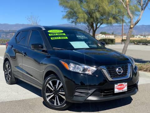2019 Nissan Kicks for sale at Esquivel Auto Depot in Rialto CA