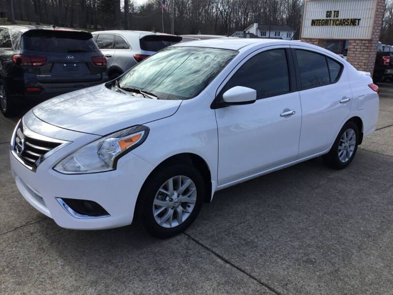 2019 Nissan Versa for sale at Integrity Auto Sales in Dickson TN