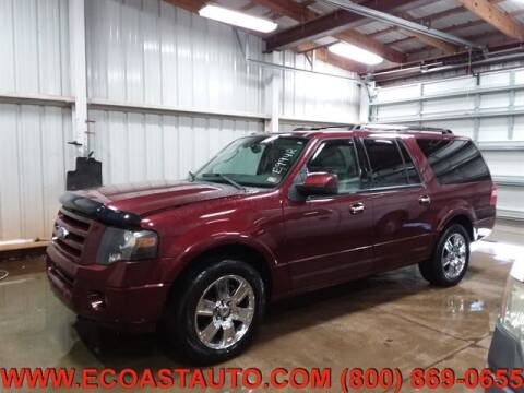 2010 Ford Expedition EL for sale at East Coast Auto Source Inc. in Bedford VA