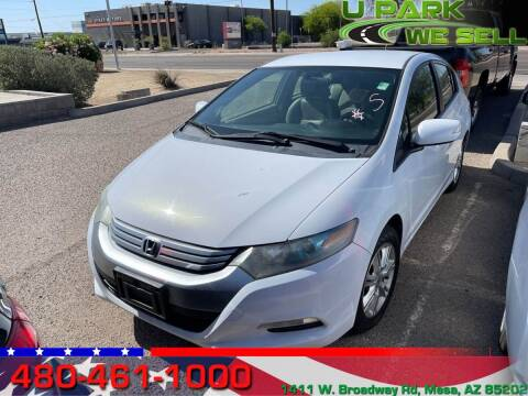 2010 Honda Insight for sale at UPARK WE SELL AZ in Mesa AZ