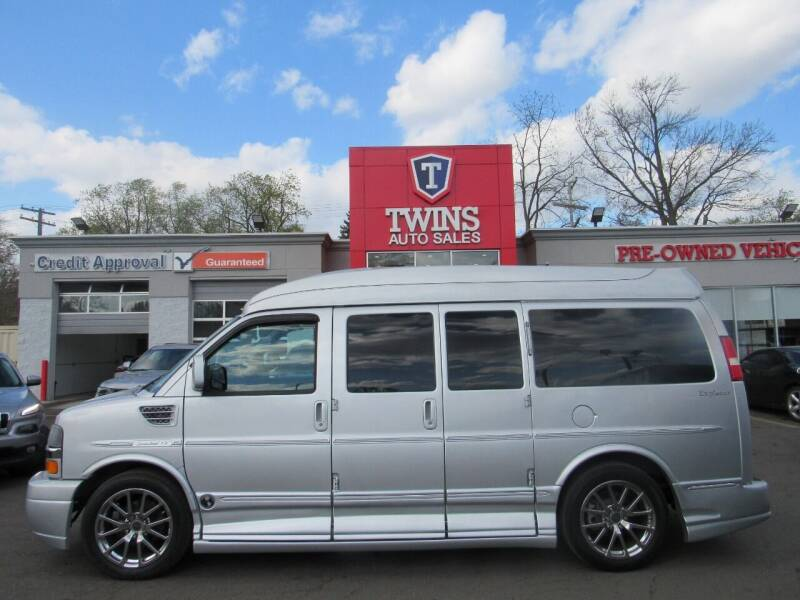 2014 Chevrolet Express Cargo for sale at Twins Auto Sales Inc in Detroit MI