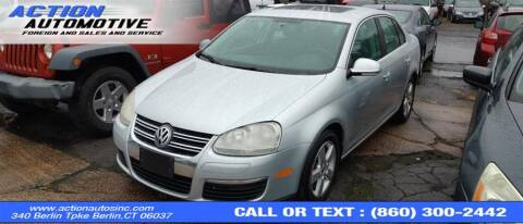 2009 Volkswagen Jetta for sale at Action Automotive Inc in Berlin CT