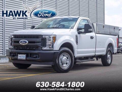 2019 Ford F-250 Super Duty for sale at Hawk Ford of St. Charles in St Charles IL