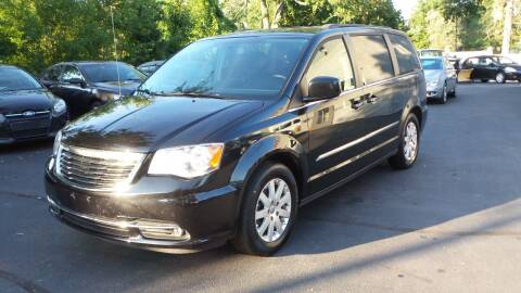 2014 Chrysler Town and Country for sale at JBR Auto Sales in Albany NY