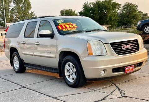 2007 GMC Yukon XL for sale at SOLOMA AUTO SALES in Grand Island NE
