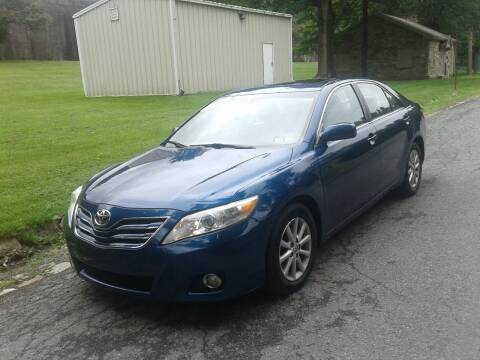 2011 Toyota Camry for sale at ELIAS AUTO SALES in Allentown PA