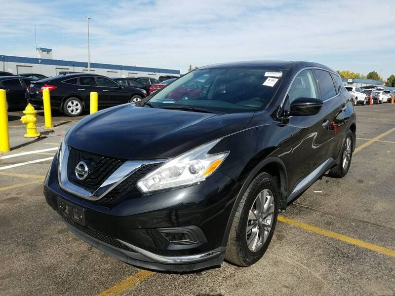 2017 Nissan Murano for sale at All Affordable Autos in Oakley KS