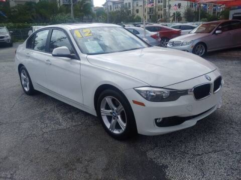 2012 BMW 3 Series for sale at Brascar Auto Sales in Pompano Beach FL