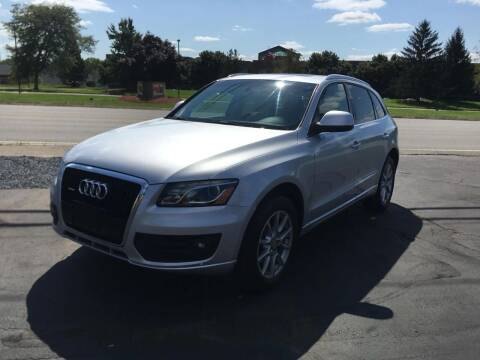 2009 Audi Q5 for sale at Lux Car Sales in South Easton MA