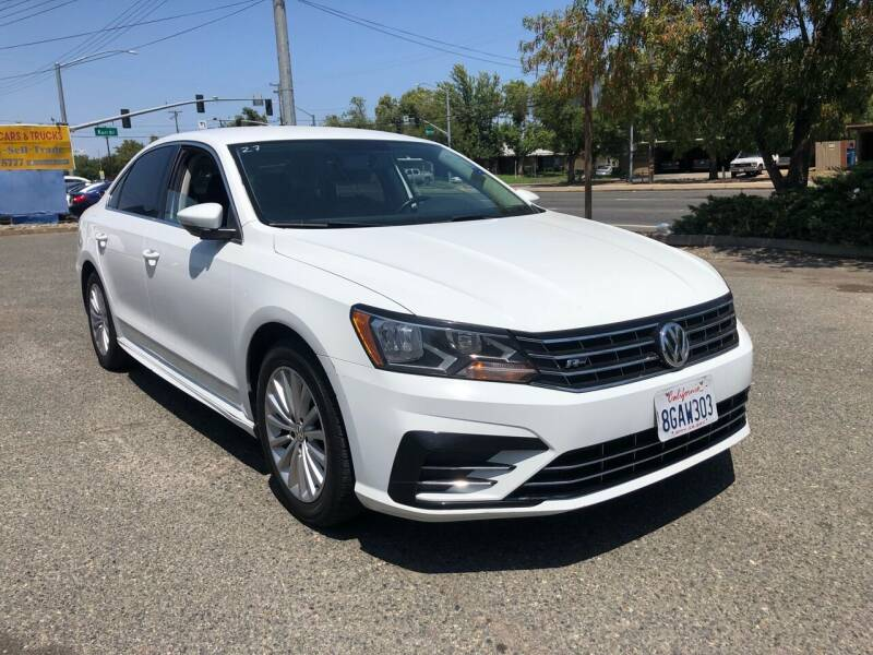 2016 Volkswagen Passat for sale at All Cars & Trucks in North Highlands CA