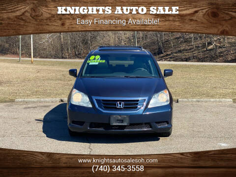 2009 Honda Odyssey for sale at Knights Auto Sale in Newark OH