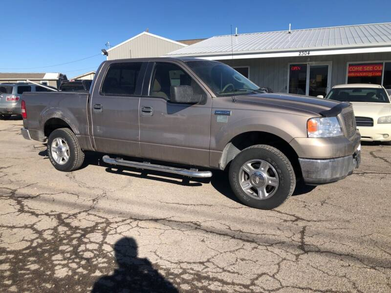 2005 Ford F-150 for sale at Mikes Auto Inc in Grand Junction CO