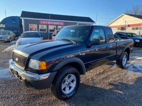 2003 Ford Ranger for sale at Y City Auto Group in Zanesville OH