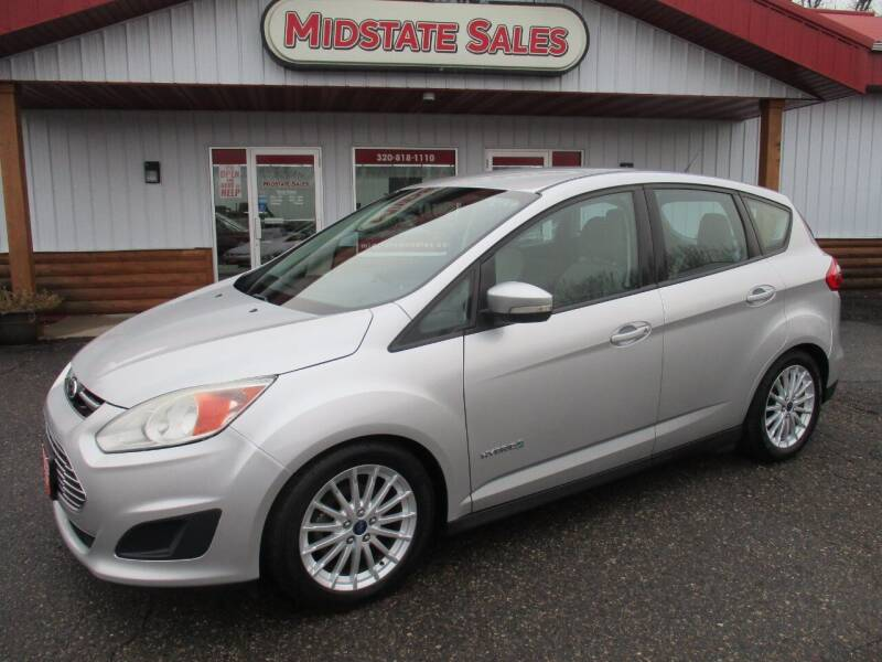 2014 Ford C-MAX Hybrid for sale at Midstate Sales in Foley MN