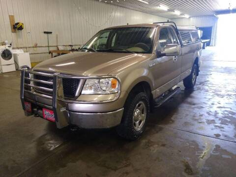 2006 Ford F-150 for sale at Willrodt Ford Inc. in Chamberlain SD
