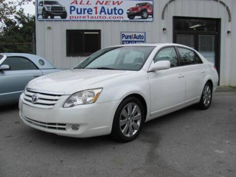 2007 Toyota Avalon for sale at Pure 1 Auto in New Bern NC