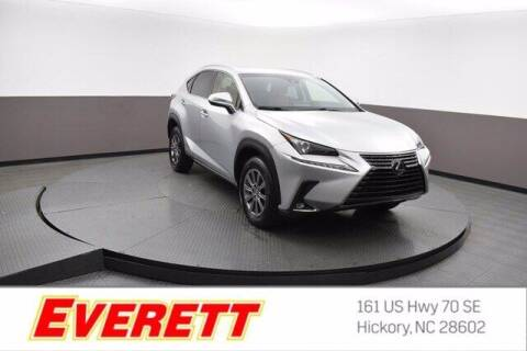 2018 Lexus NX 300 for sale at Everett Chevrolet Buick GMC in Hickory NC