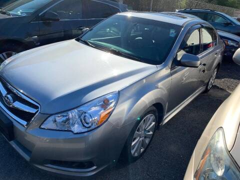 2011 Subaru Legacy for sale at Mike's Auto Sales in Westport MA