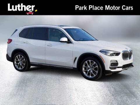 2019 BMW X5 for sale at Park Place Motor Cars in Rochester MN