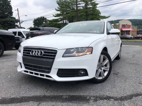 2011 Audi A4 for sale at Keystone Auto Center LLC in Allentown PA