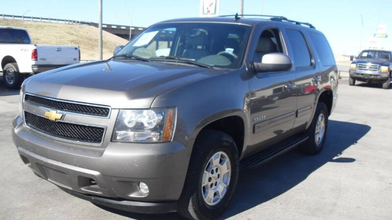 2012 Chevrolet Tahoe for sale at 277 Motors in Hawley TX