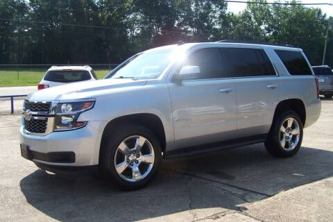 2015 Chevrolet Tahoe for sale at HILLCREST MOTORS LLC in Byram MS