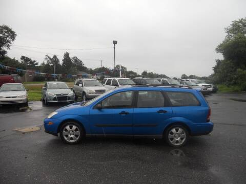 2001 Ford Focus for sale at All Cars and Trucks in Buena NJ