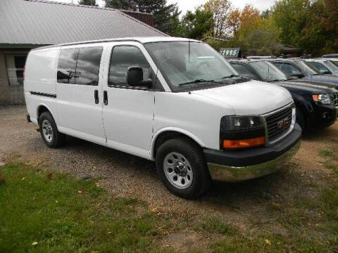 2014 GMC Savana Cargo for sale at Northwest Auto Sales in Farmington MN
