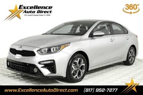 2019 Kia Forte for sale at Excellence Auto Direct in Euless TX