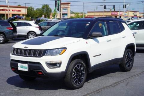 2019 Jeep Compass for sale at Preferred Auto Fort Wayne in Fort Wayne IN
