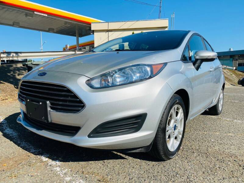 2016 Ford Fiesta for sale at House of Hybrids in Burien WA