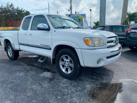 2004 Toyota Tundra for sale at Coastal Auto Ranch, Inc. in Port Saint Lucie FL