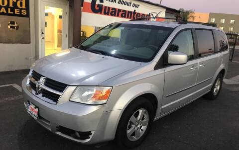 2010 Dodge Grand Caravan for sale at Concord Auto Sales in El Cajon CA